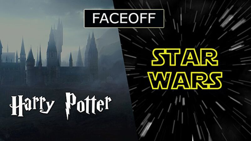 Faceoff: Harry Potter vs. Star Wars