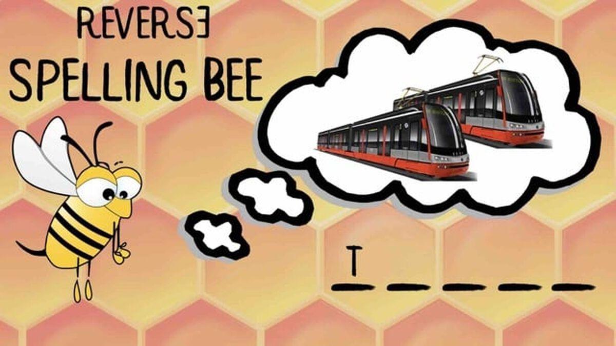Reverse Spelling Bee Volume 2 image number null