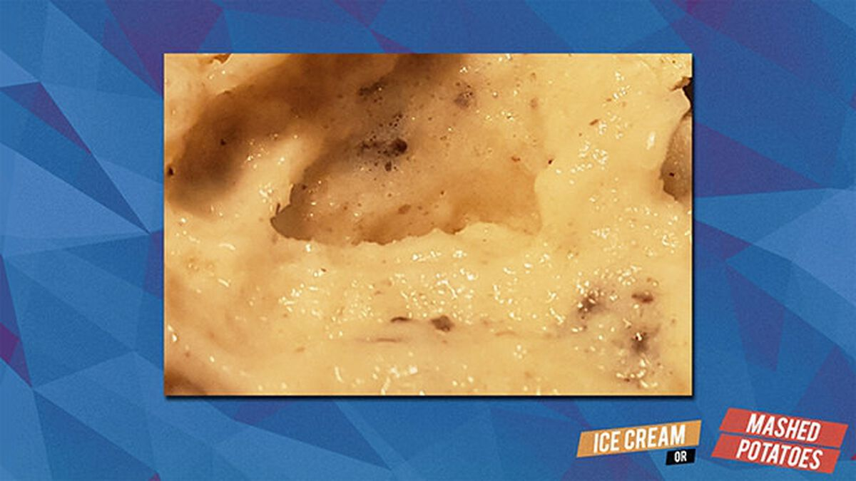 Ice Cream or Mashed Potatoes image number null