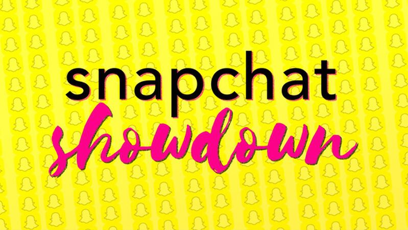 Snapchat Showdown