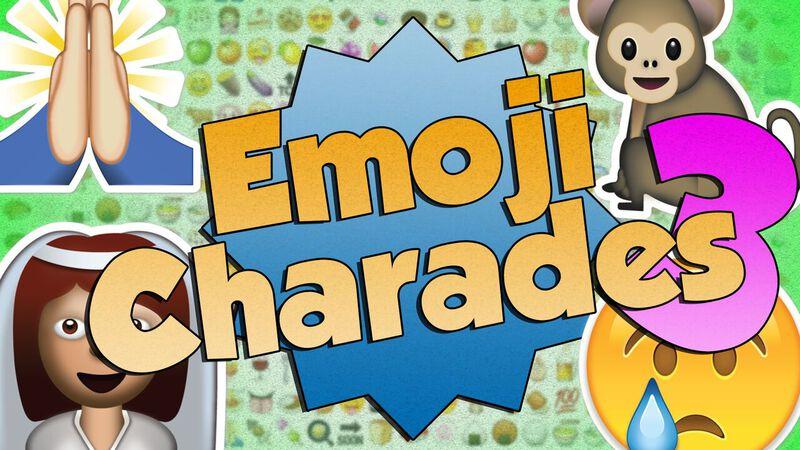 Emoji Charades Vol 3