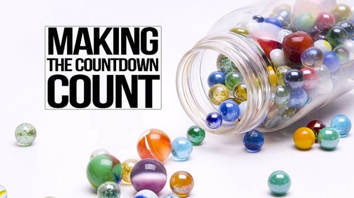 Making the Countdown Count image number null