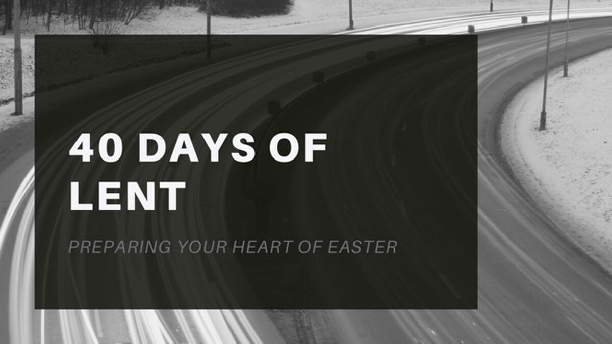 40 Days of Lent Images image number null