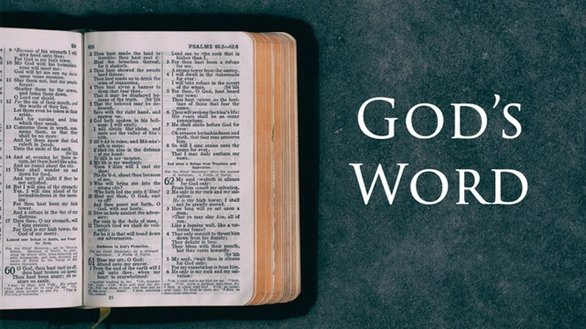 God's Word image number null