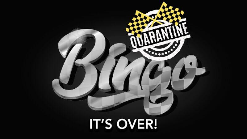 Quarantine Bingo: Volume Its Over!