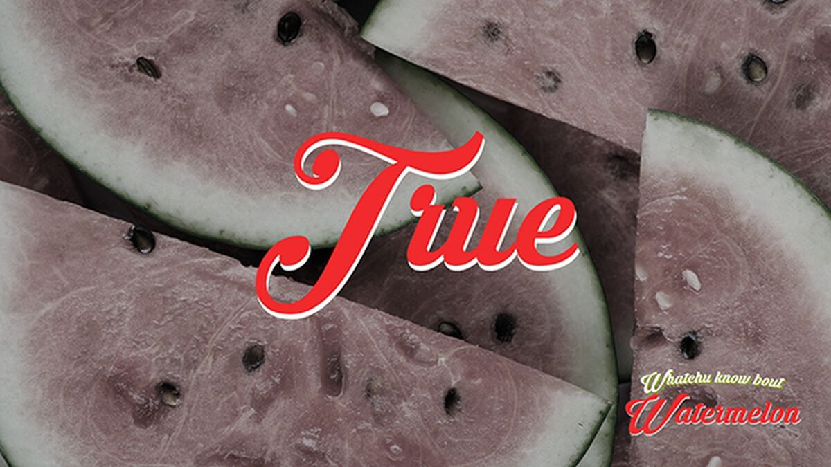 Whatchu Know Bout Watermelon? (August 3rd, National Watermelon Day) image number null