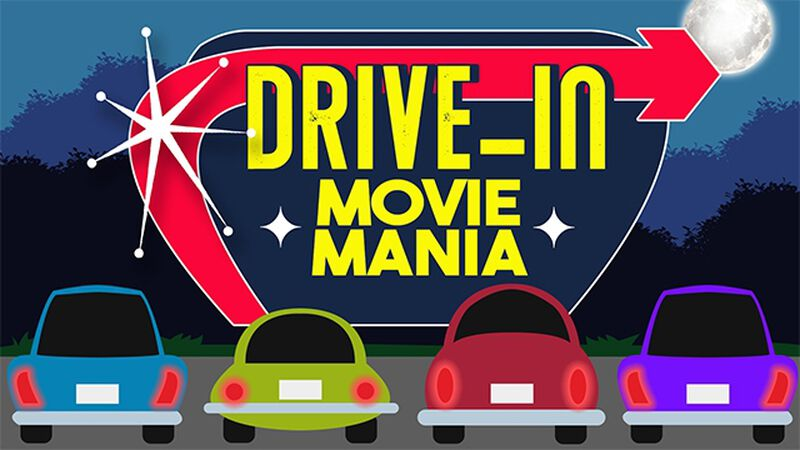 Drive-In Movie Mania Game