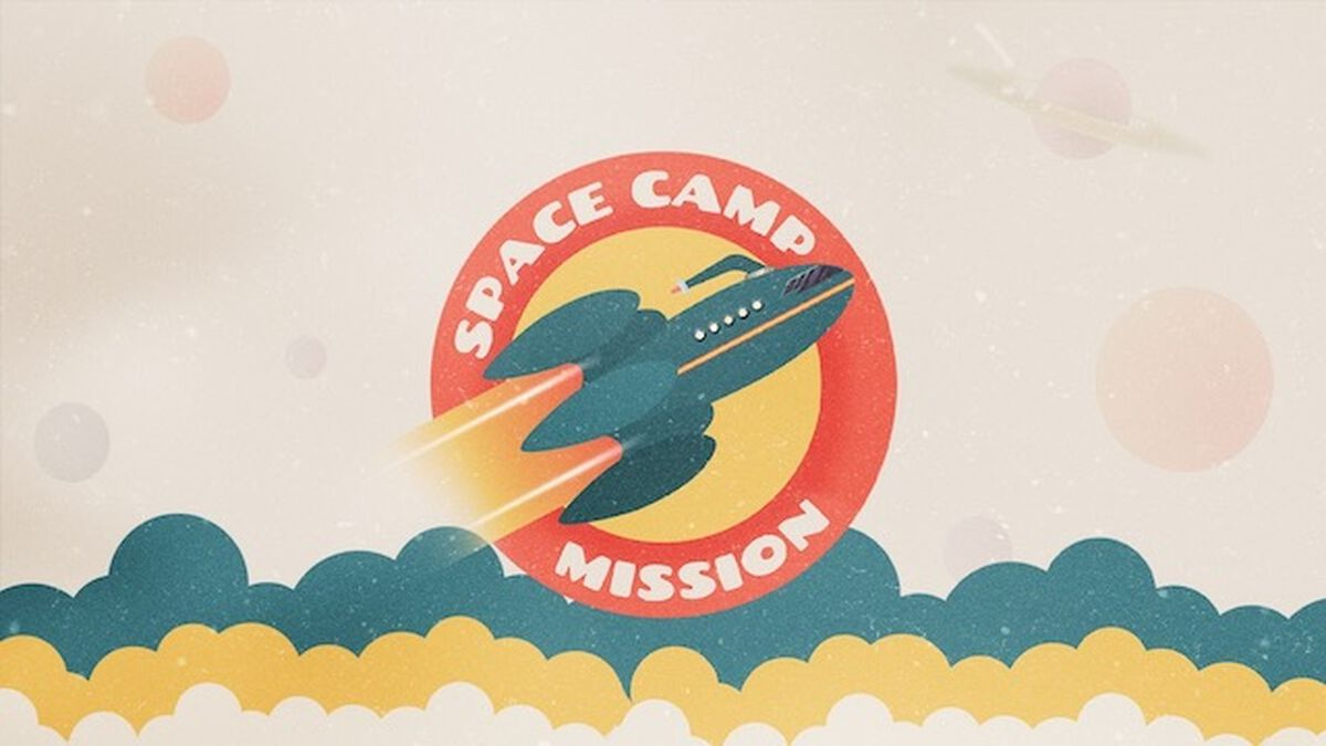 Space Camp Fully Stocked Children's VBS image number null