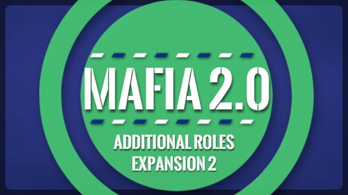 Mafia 2.0 Additional Roles Volume 2 image number null