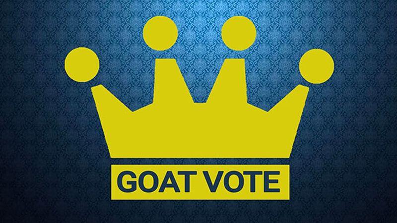 GOAT Vote Game