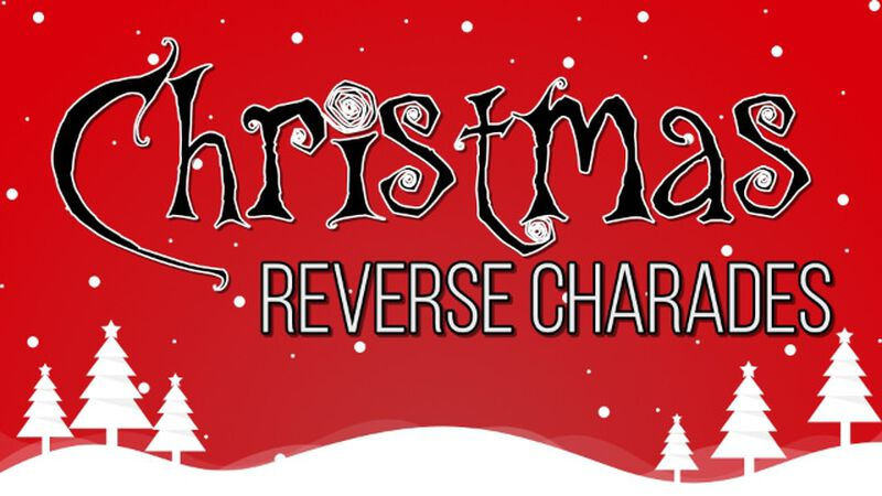 Christmas Reverse Charades Vol 1
