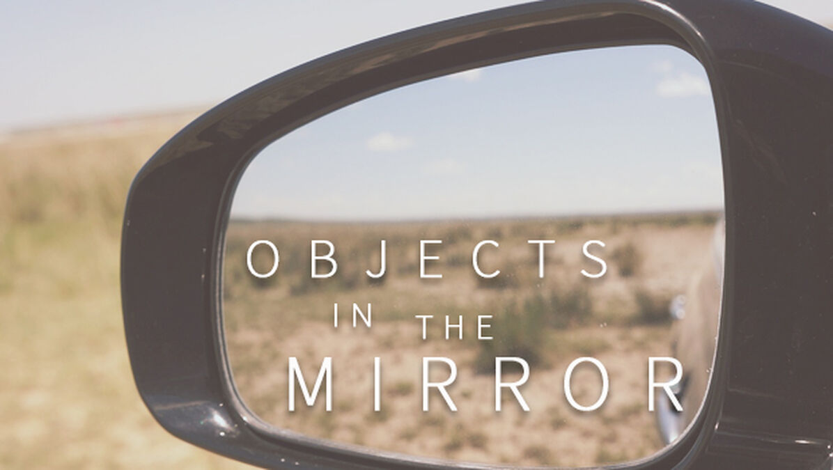 Objects in the Mirror image number null