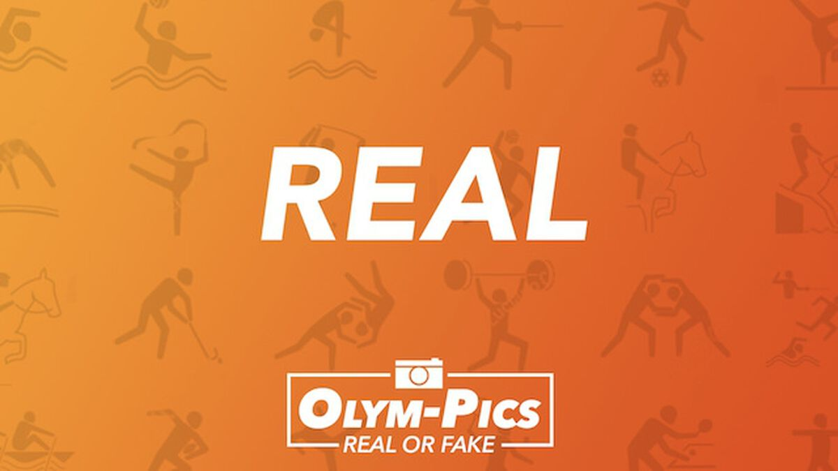 Olym-Pics: Real or Fake image number null