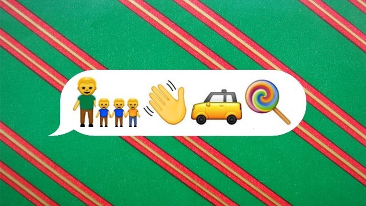 Christmas Movie Emoji Challenge image number null