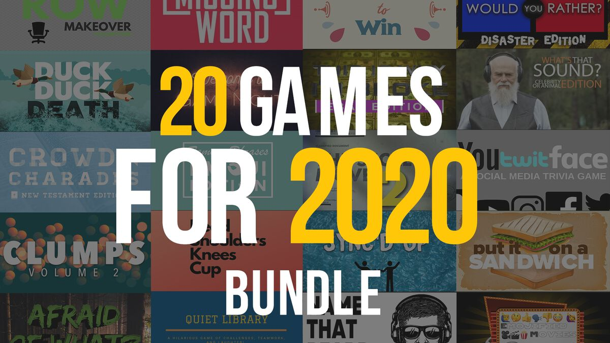 20 for 2020 Game Bundle image number null