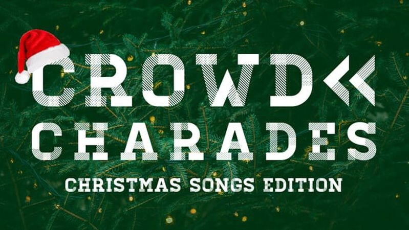 Crowd Charades: Christmas Songs Edition
