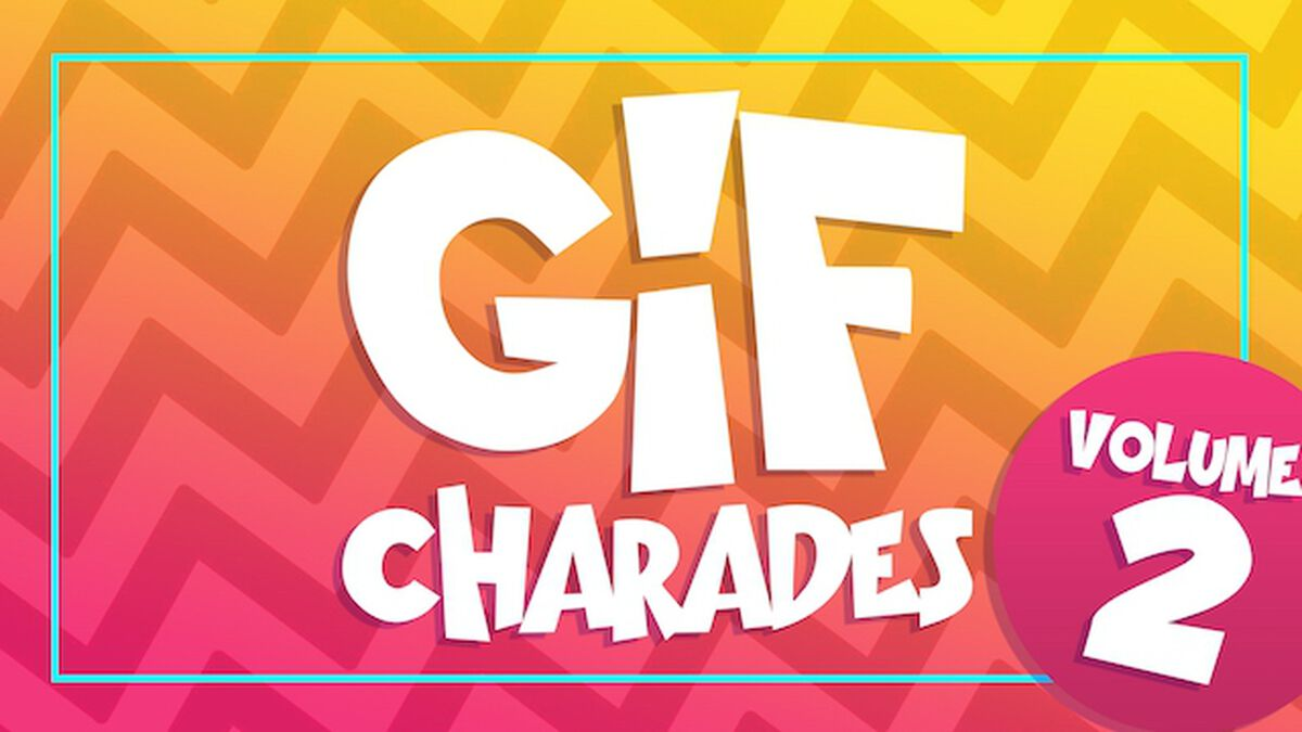 GIF Charades Volume 2 image number null