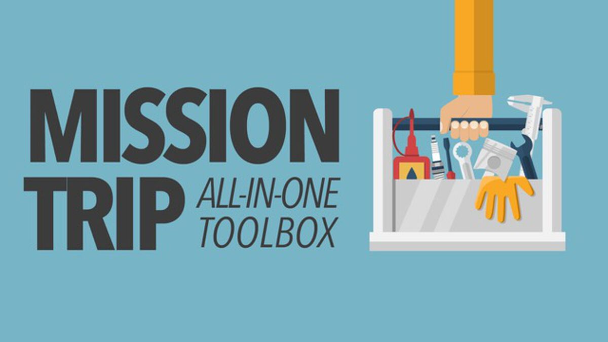 The Successful Mission Trip All in One Toolbox image number null