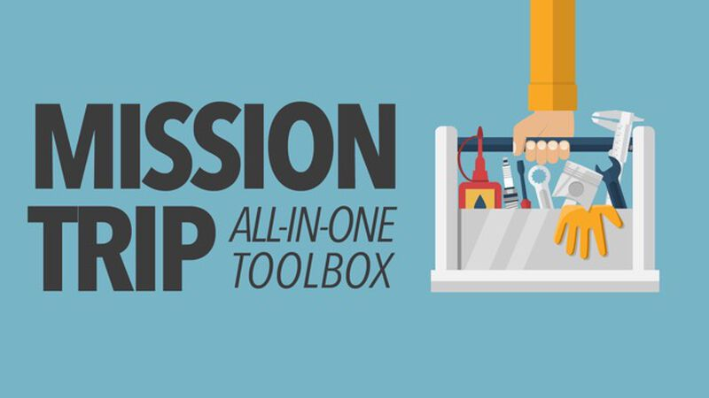 The Successful Mission Trip All in One Toolbox