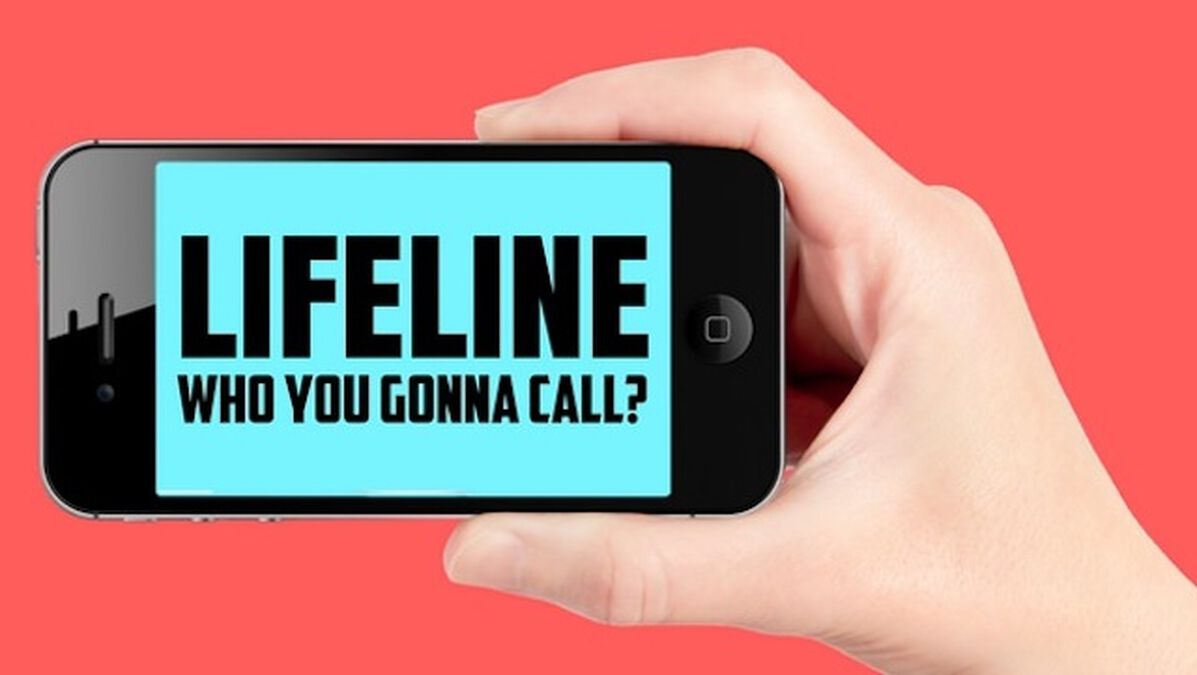 Lifeline image number null