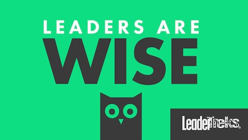 Student Leaders Are Wise
