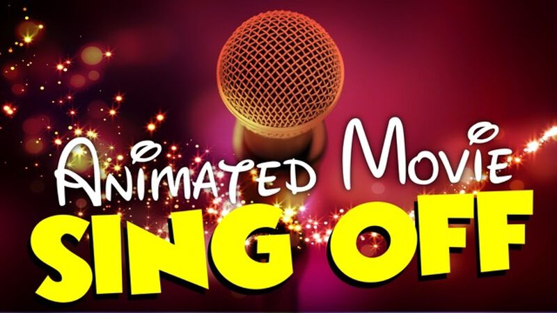 Animated Movie Sing Off
