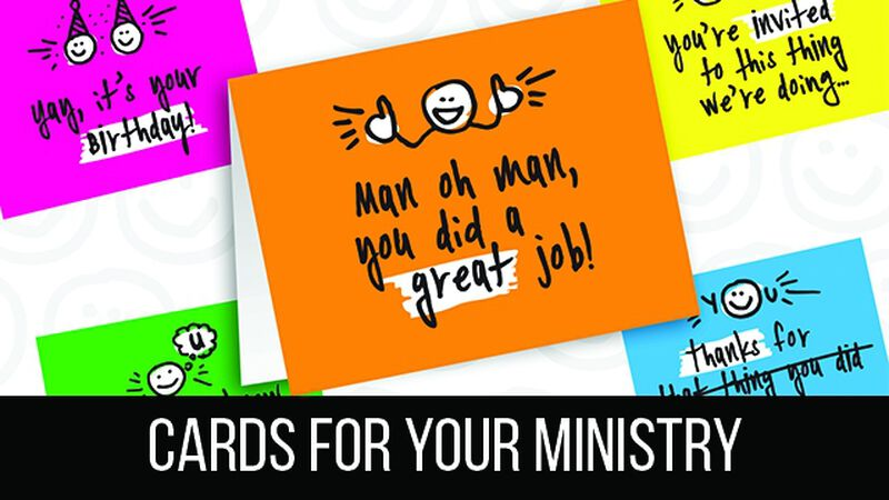 Cards for Your Ministry
