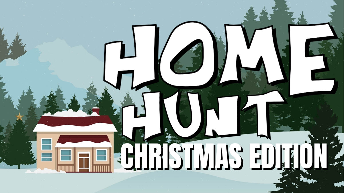 Home Hunt Christmas Edition image number null