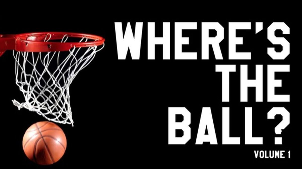 Where's the Ball? - Volume 1 image number null