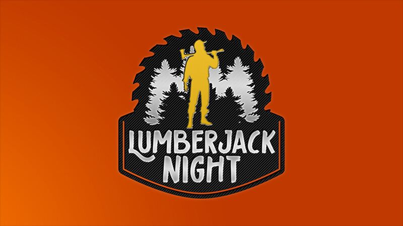 Lumberjack Game Night