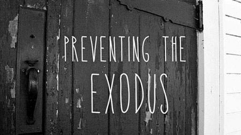 Preventing the Exodus