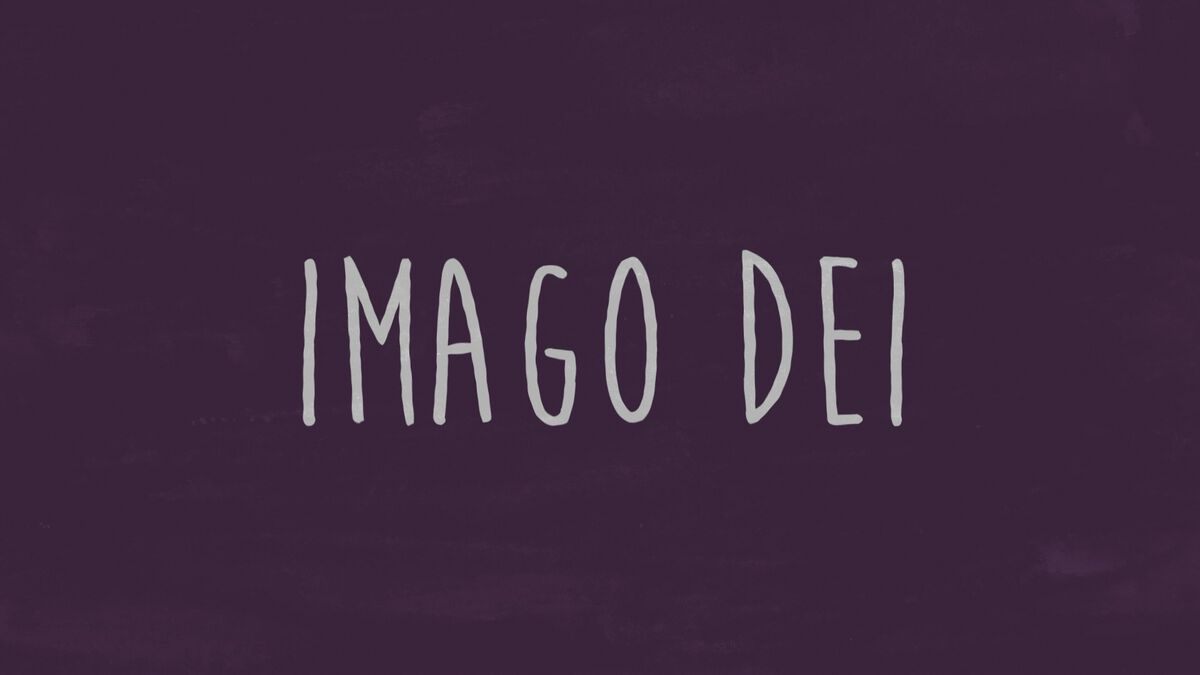 Imago Dei Video image number null