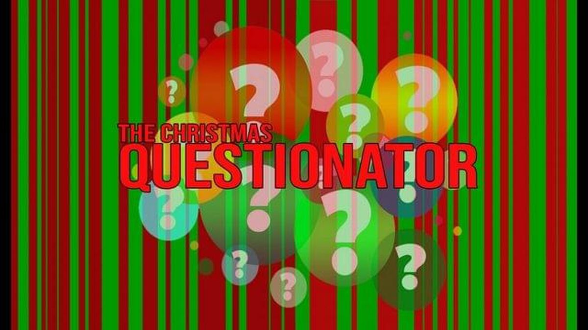 The Christmas Questionator image number null
