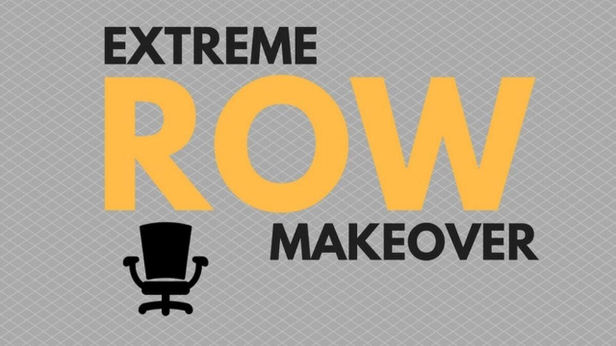 Extreme Row Makeover image number null
