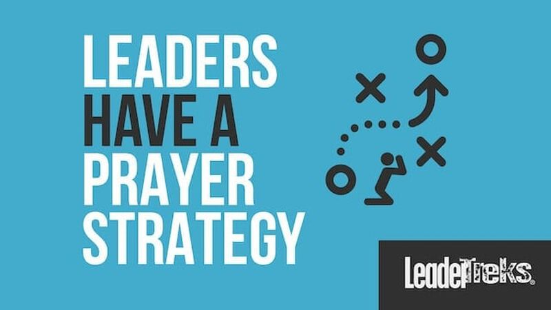 Student Leaders Have a Prayer Strategy