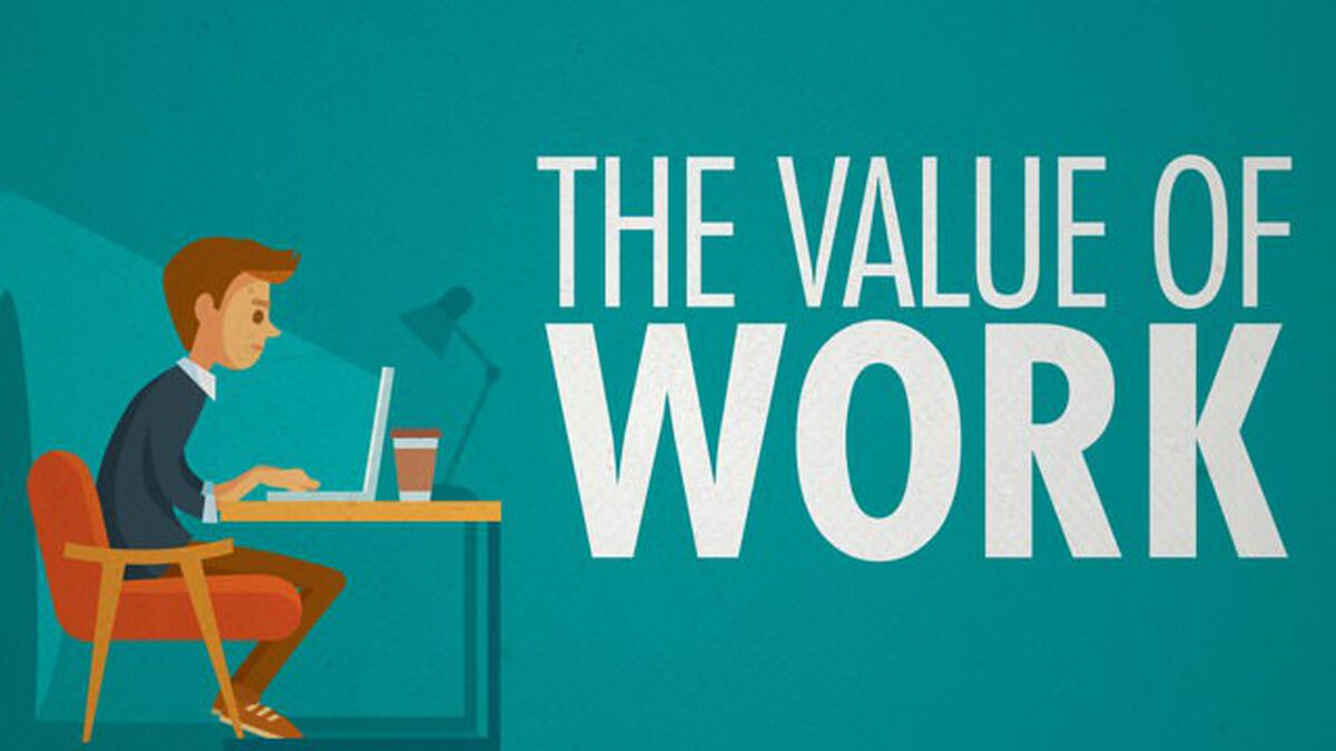 The Value of Work image number null