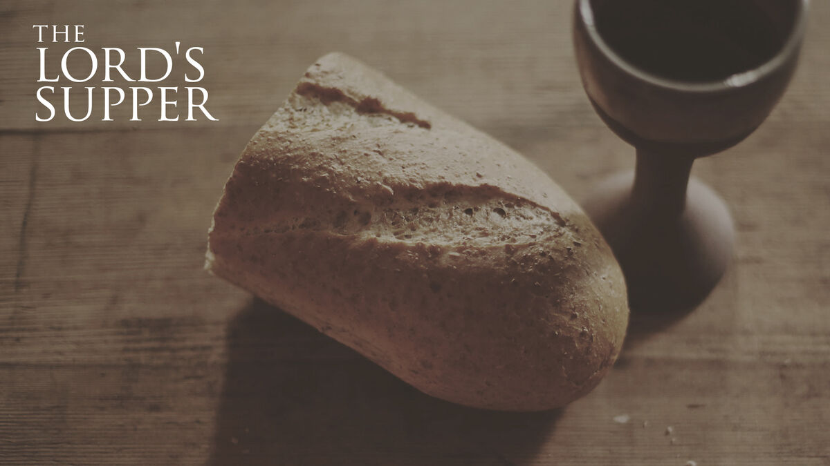 The Lord's Supper image number null
