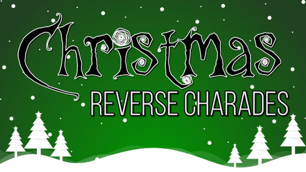Christmas Reverse Charades Vol 2 image number null