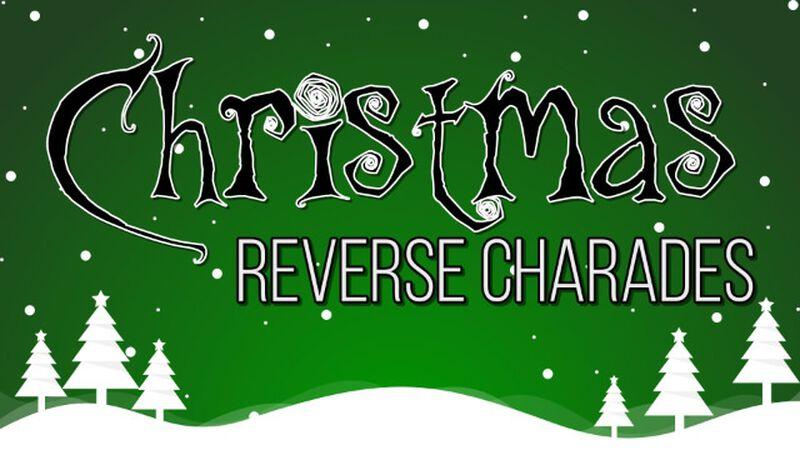 Christmas Reverse Charades Vol 2