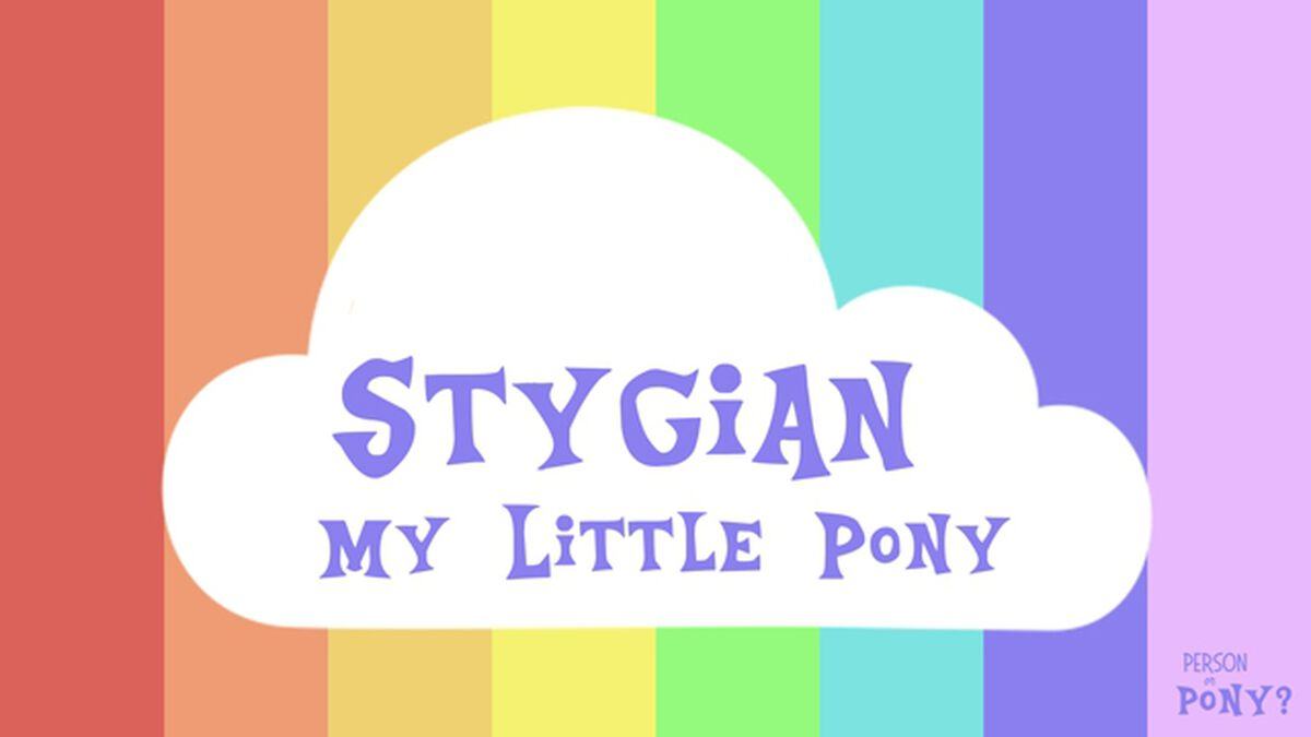 Person Or Pony image number null