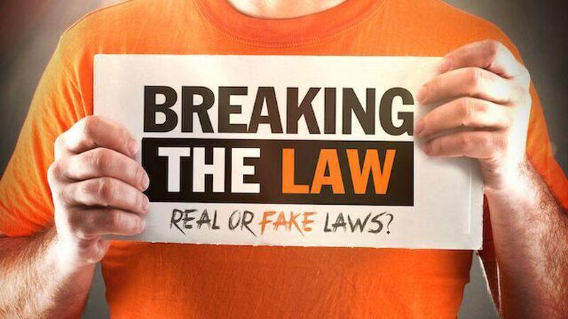 Breaking the Law