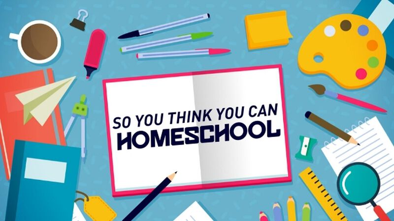 So You Think You Can Homeschool?