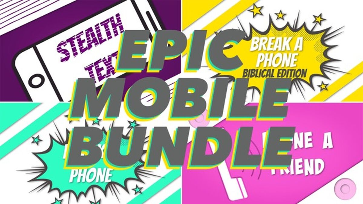 Epic Mobile Bundle image number null