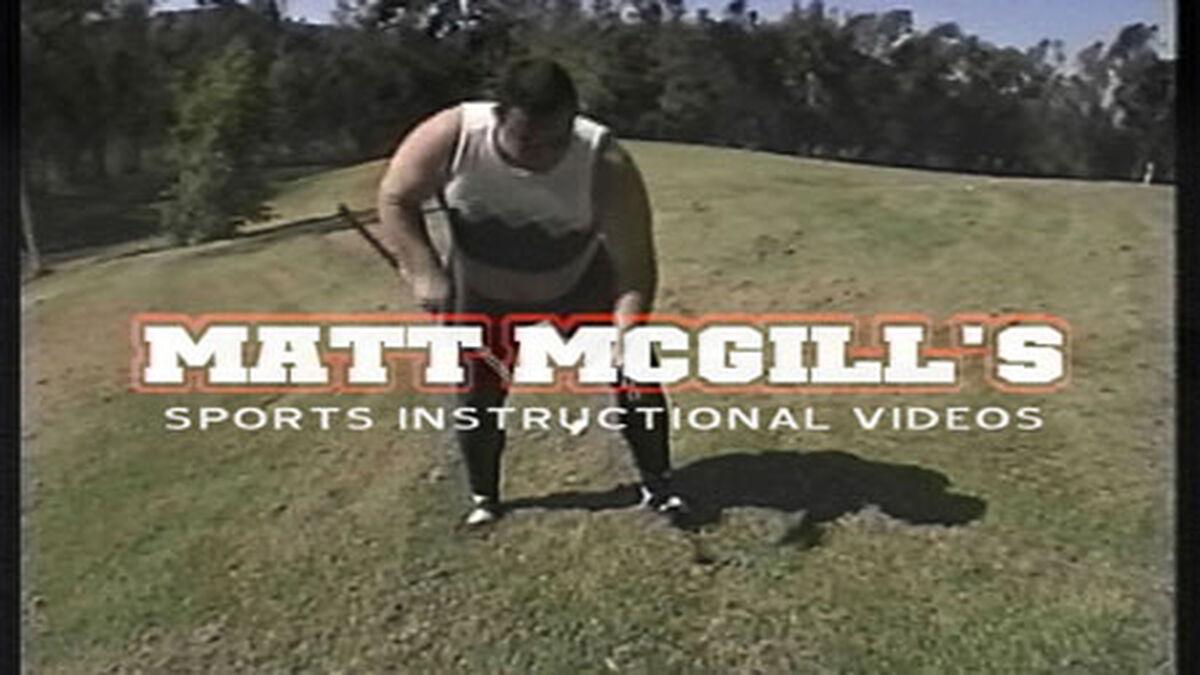 Matt McGill Olympic Champion Videos image number null