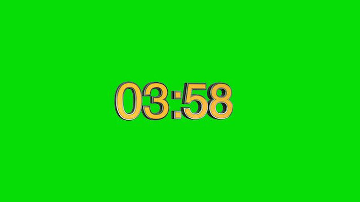 The Ultimate Green Screen Countdown Video Package image number null