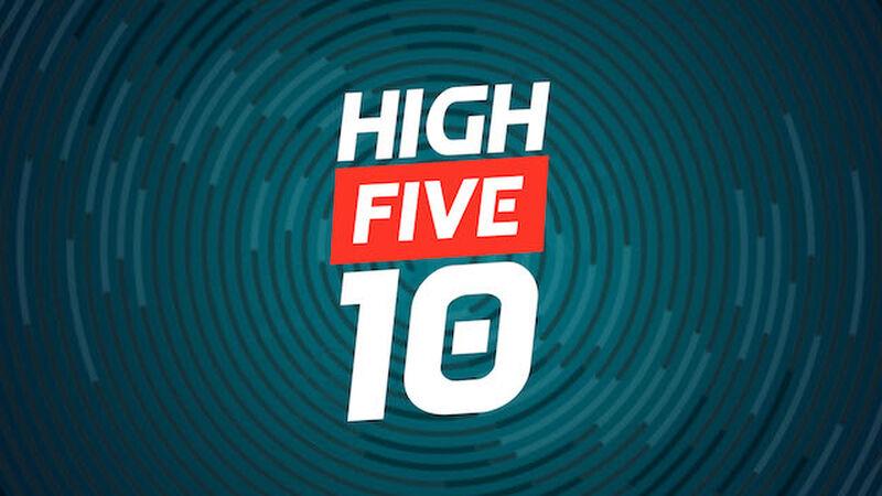 High Five 10