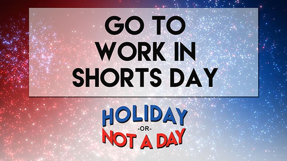 Holiday or Not a Day: July image number null
