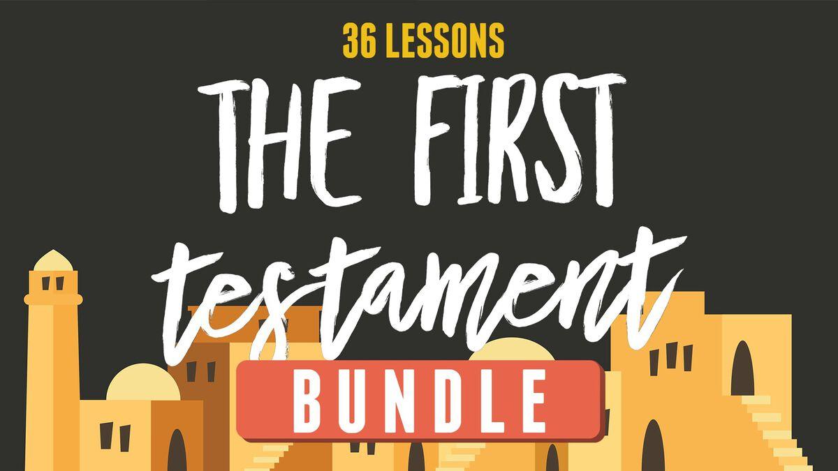First Testament Bundle image number null