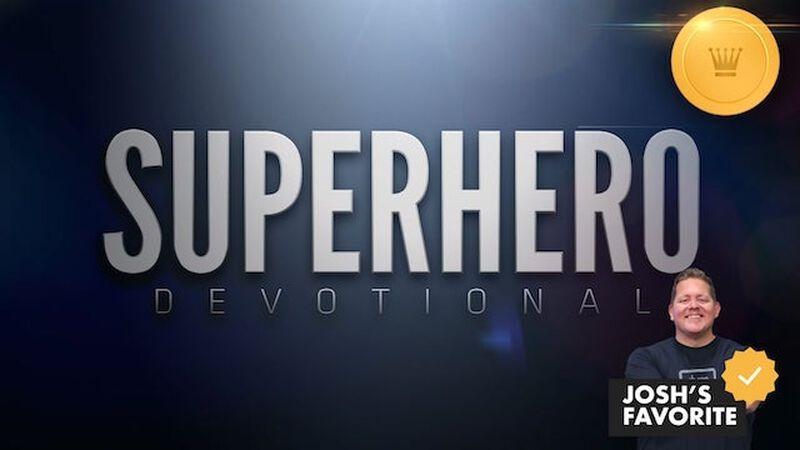 Superhero Devotional