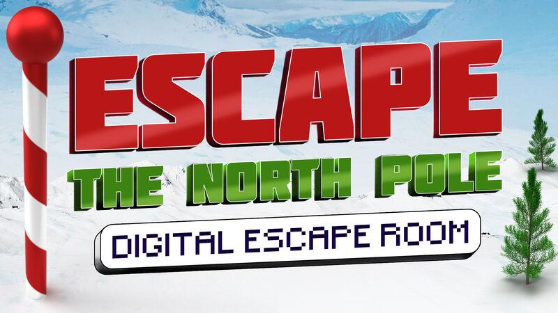 Escape the North Pole: Digital Escape Room